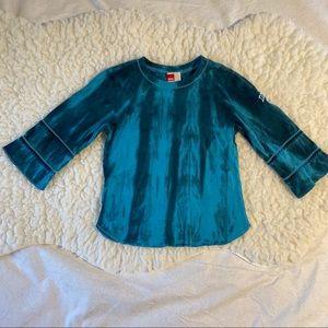 Diesel Blue Tie Dye T-shirt 5/6yr